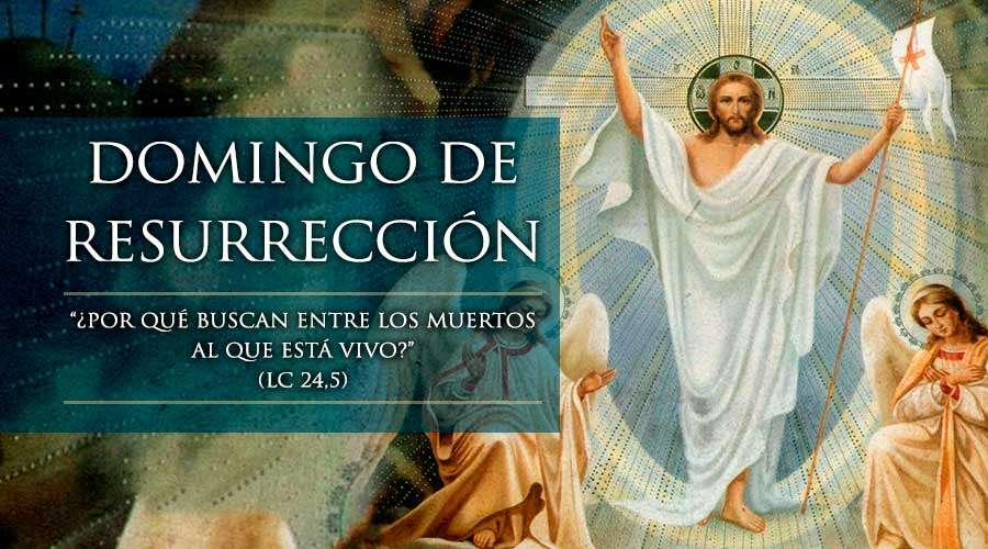 Hoy Es Pascua De Resurrección Verdaderamente Cristo Ha Resucitado