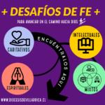 Desafíos de Fe